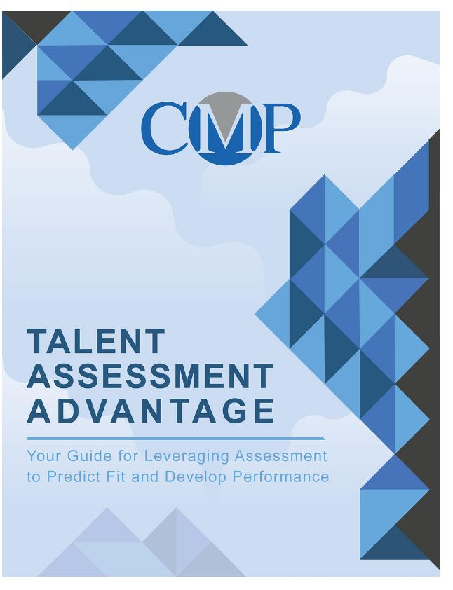 Talent Assessment Advantage E-Book Image