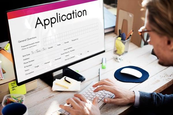 application-form-employment-document-concept-PTUUUUL