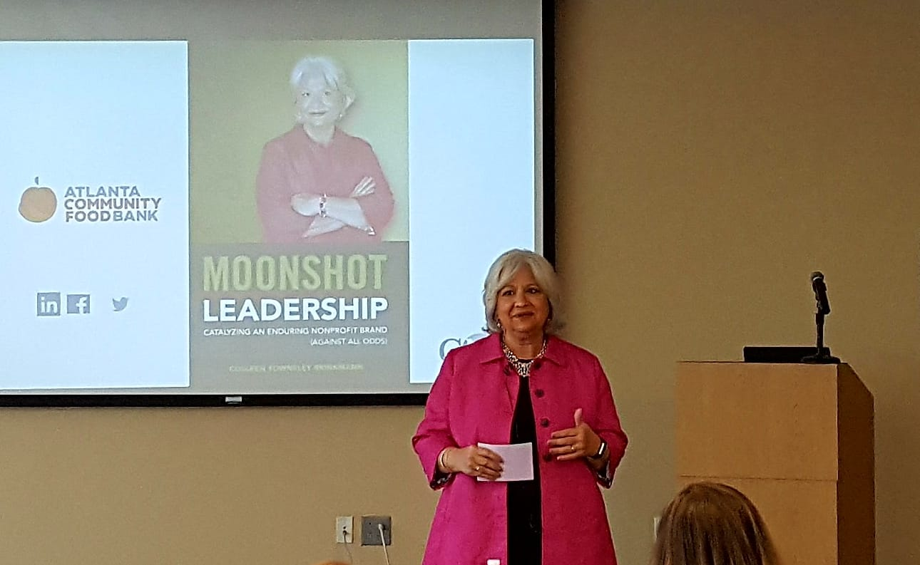Moonshot Leadership - Colleen Brinkmann Presentation